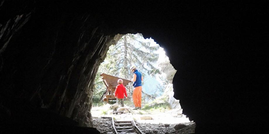 Minenweg Mont Chemin