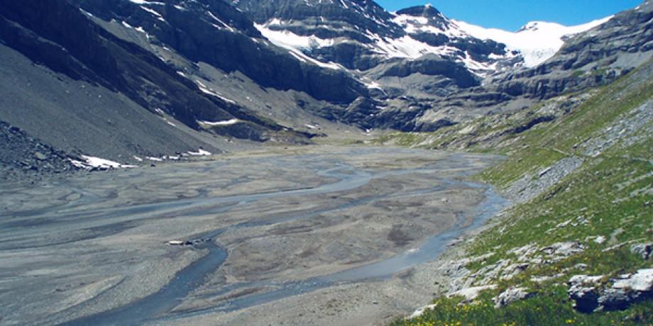 Sentier glaciaire de Lämmeren