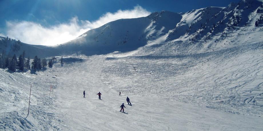Domaine skiable de Champex-Lac