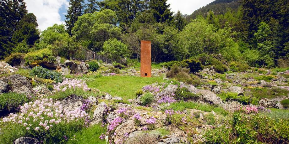 Botanischer Alpengarten Flore-Alpe