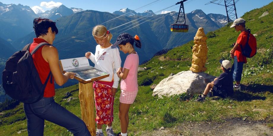 Gogwärgiwäg (chemin des nains)