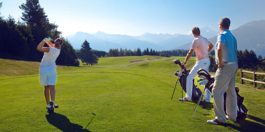 Golf Club Crans-sur-Sierre (1500m)
