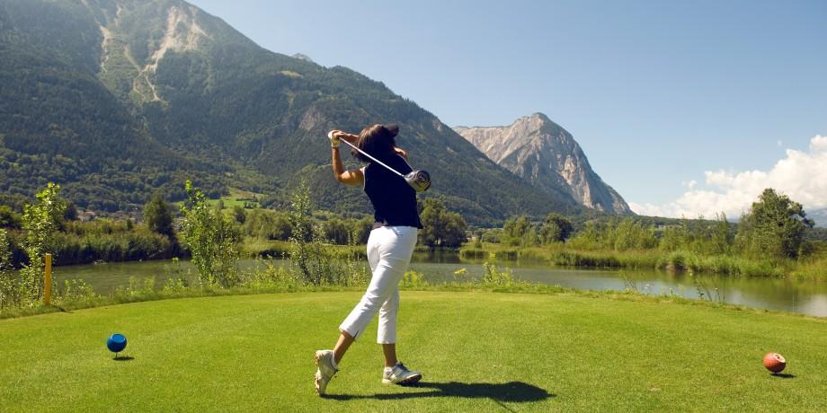 Leuk Golf Club