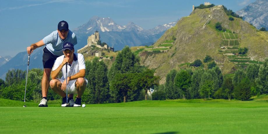 Golf Club Sion