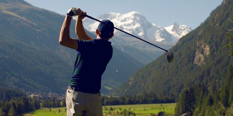 Golf Club Matterhorn (1'400 Meter)