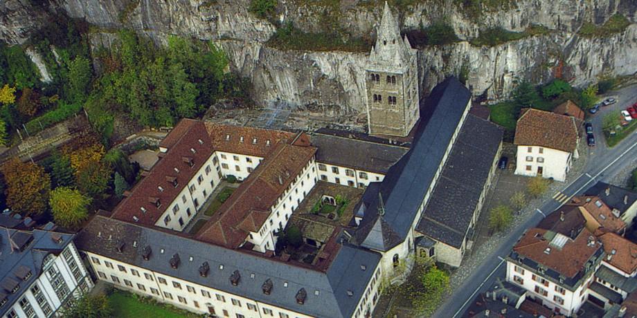Abtei von St-Maurice