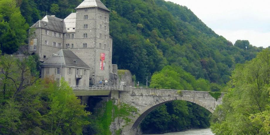 St-Maurice castle