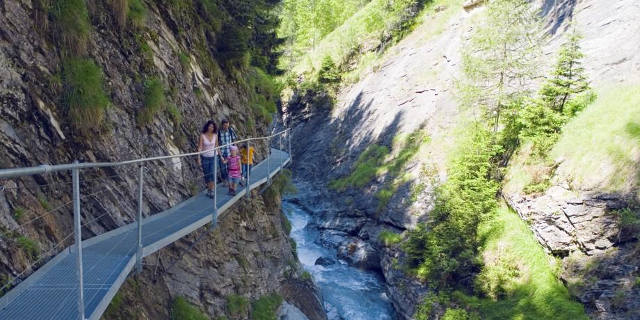 Dala Gorge – Thermal Springs Bridge