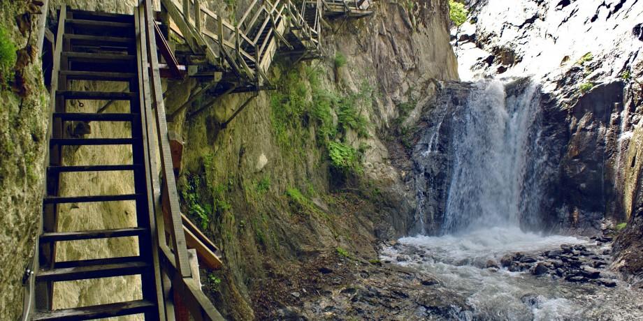 Durnand Gorge