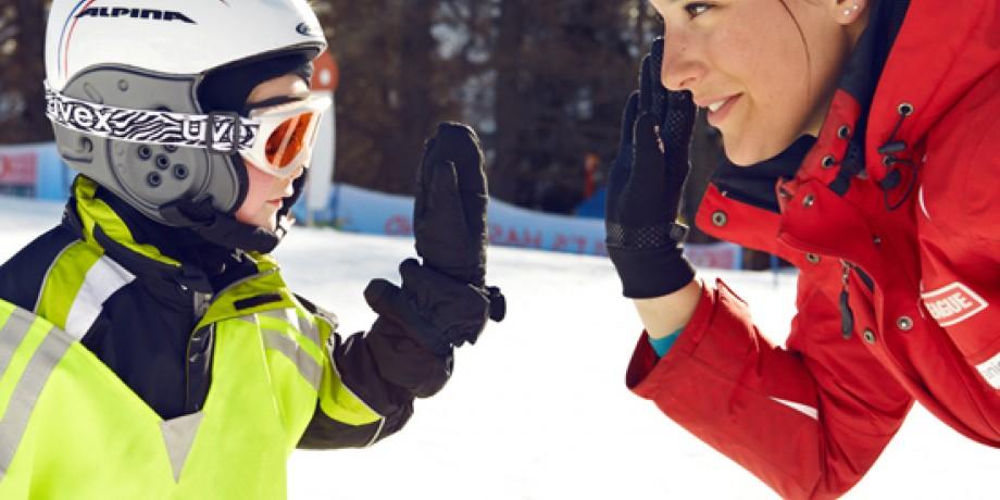 Ski resort Bellwald