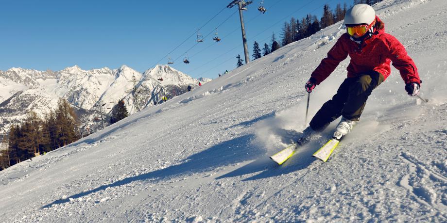 Skigebiet Bürchen – Törbel