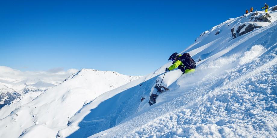 Skigebiet St-Luc / Chandolin