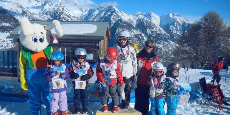 Ski resort Eischoll