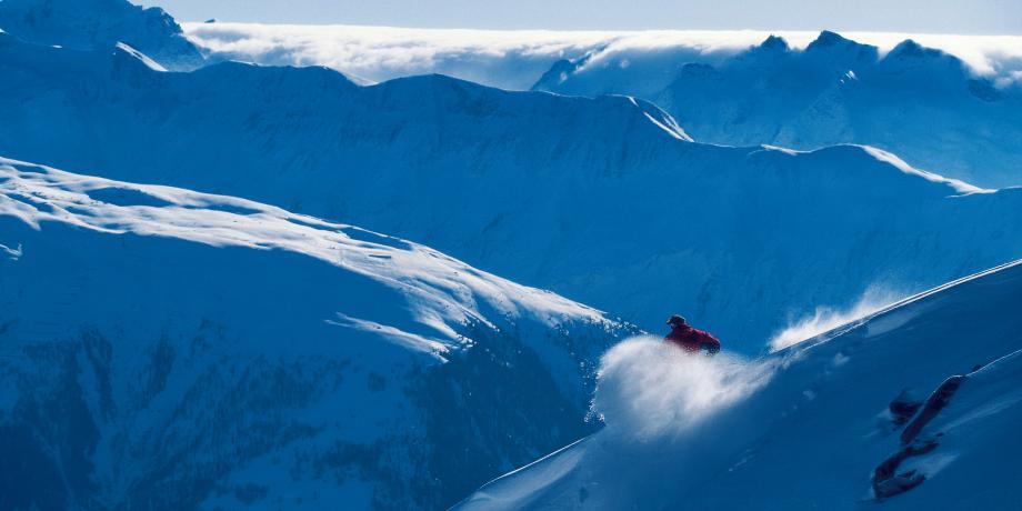 Skigebiet Goms