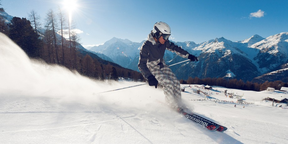 Ski resort Grächen-St. Niklaus