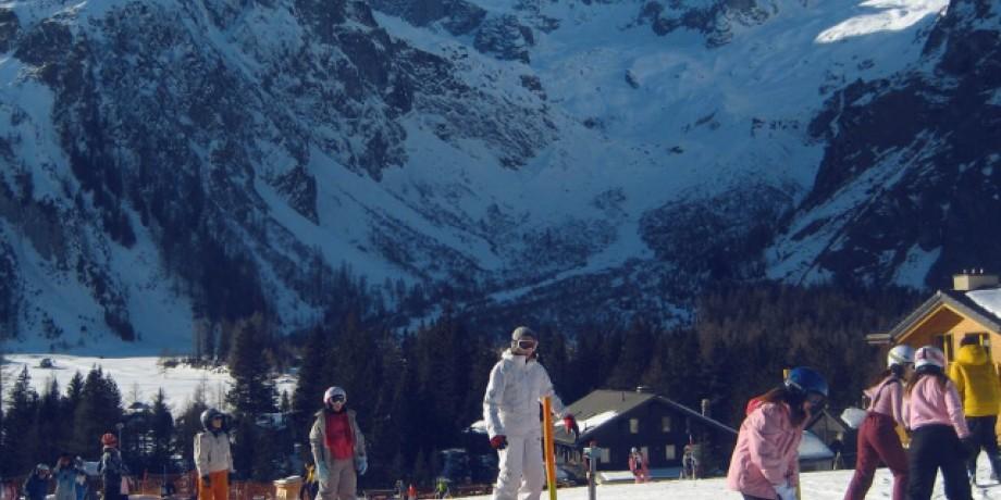 Ski resort La Fouly