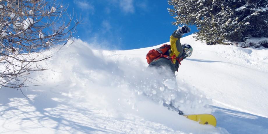 Ski resort La Tzoumaz