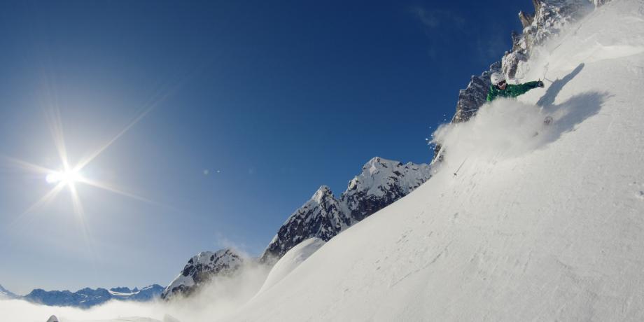 Skigebiet Les Marécottes