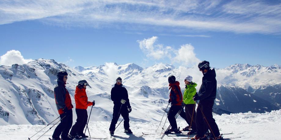 Skigebiet Nax – Mont-Noble