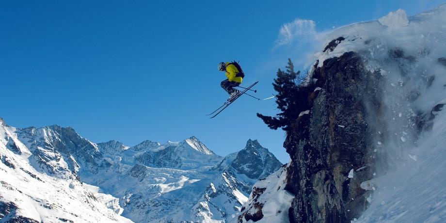 Skigebiet Grimentz - Zinal