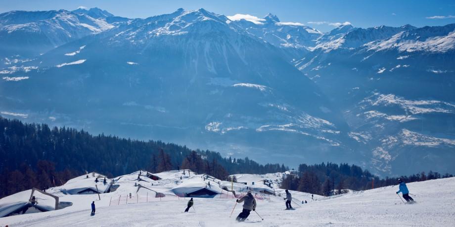 Skigebiet Jeizinen