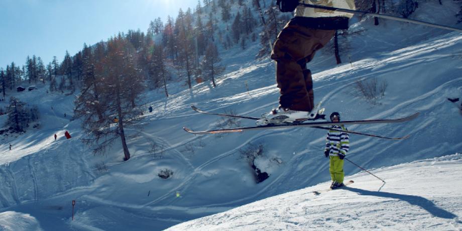 Domaine skiable d'Ovronnaz