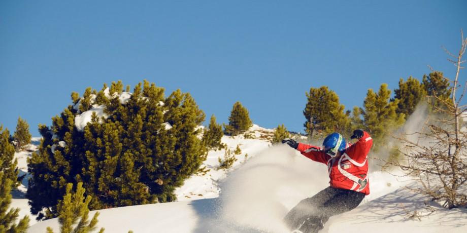 Ski resort Vercorin