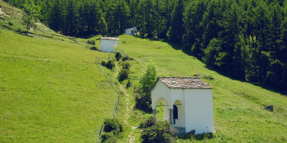 Kapellenweg Visperterminen