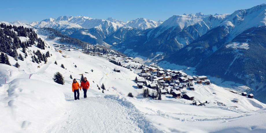 Le patrimoine mondial de l'UNESCO Swiss Alps Jungfrau-Aletsch