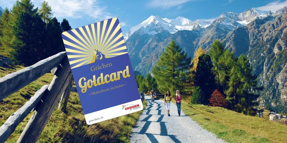 Grächen Goldcard
