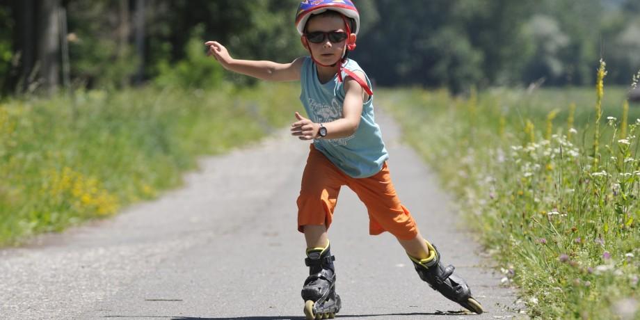 Rhone Skate: Martigny-Aigle
