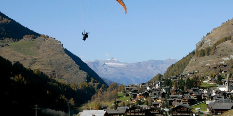Tour du Val d'Hérens: Arolla bis Evolène