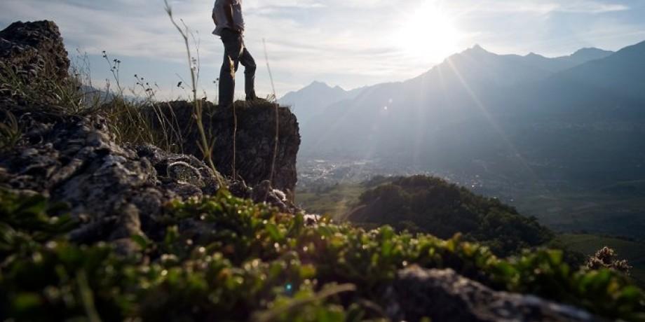 Tour du Val d'Hérens: Thyon bis Dixence
