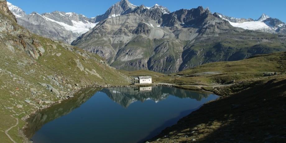 Matterhorn trail, Zermatt