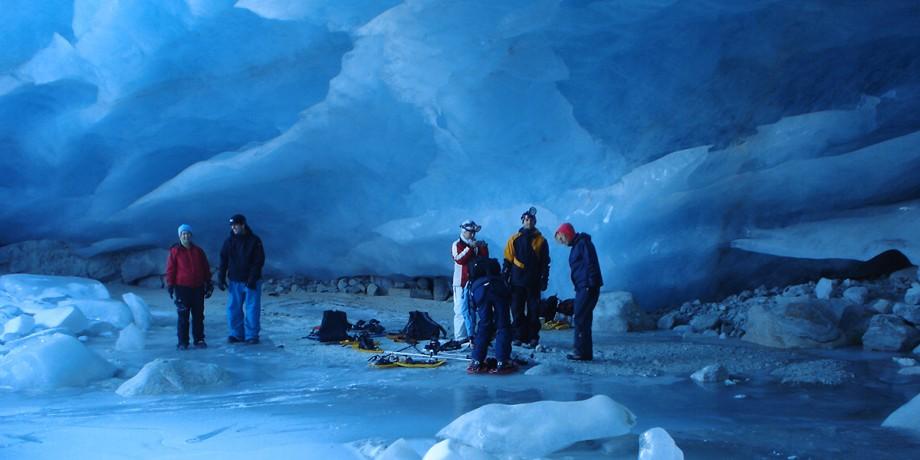 Zinal Gletscher
