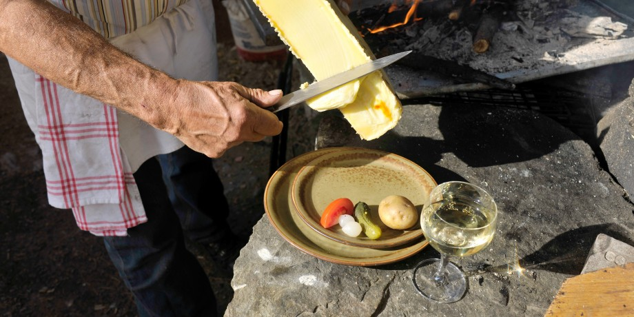 Raclette Workshop