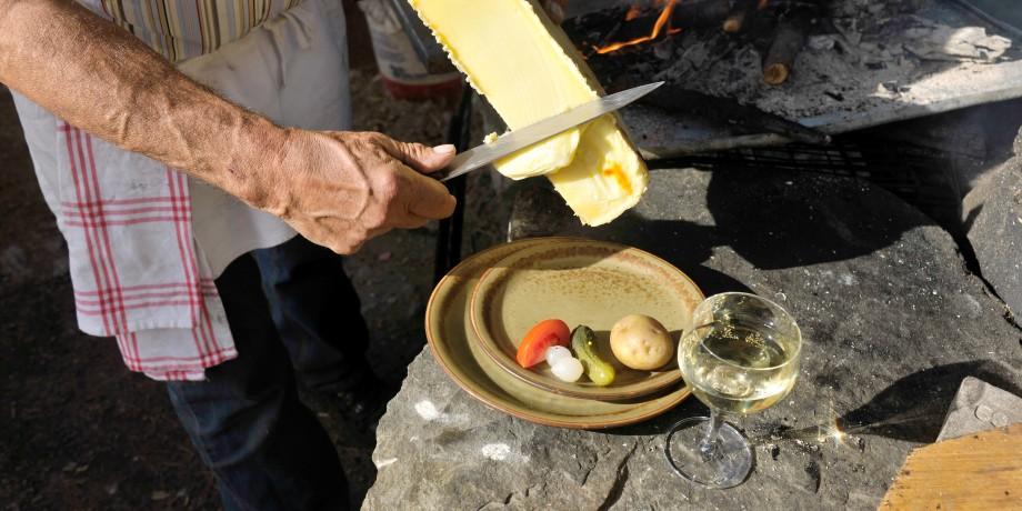 Raclette Workshop