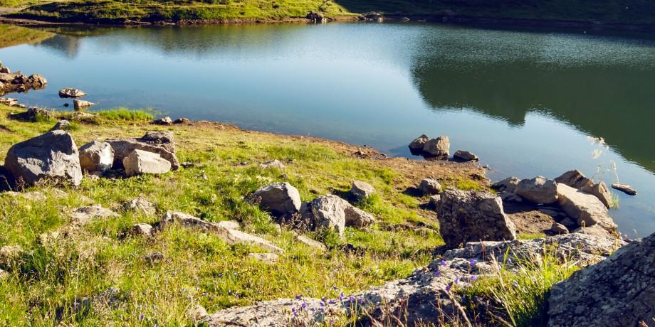 Lac Vert (Chésery)