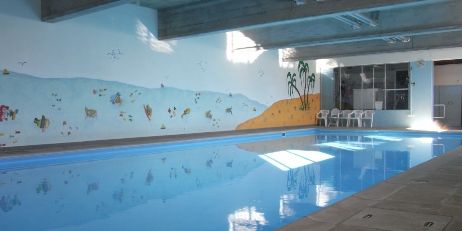 Swimming pool Bourg-St-Pierre
