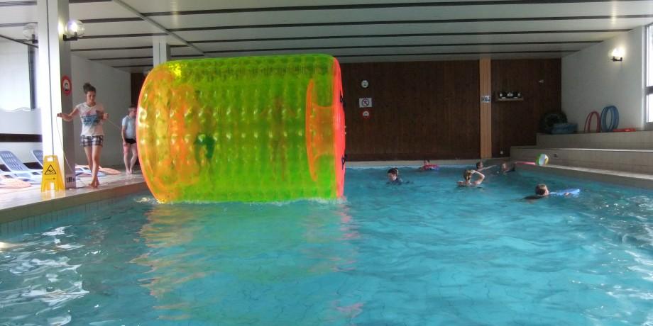 La Tzoumaz piscine couverte et Sauna