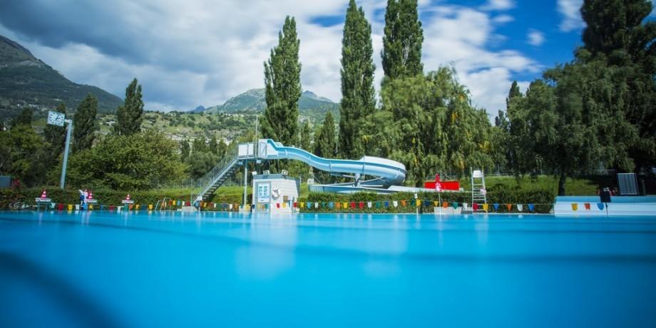 Schwimmbad Mühleye