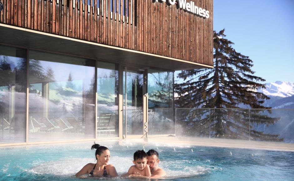 Spa & Wellness, Anzère, Après-Ski, Valais, Switzerland