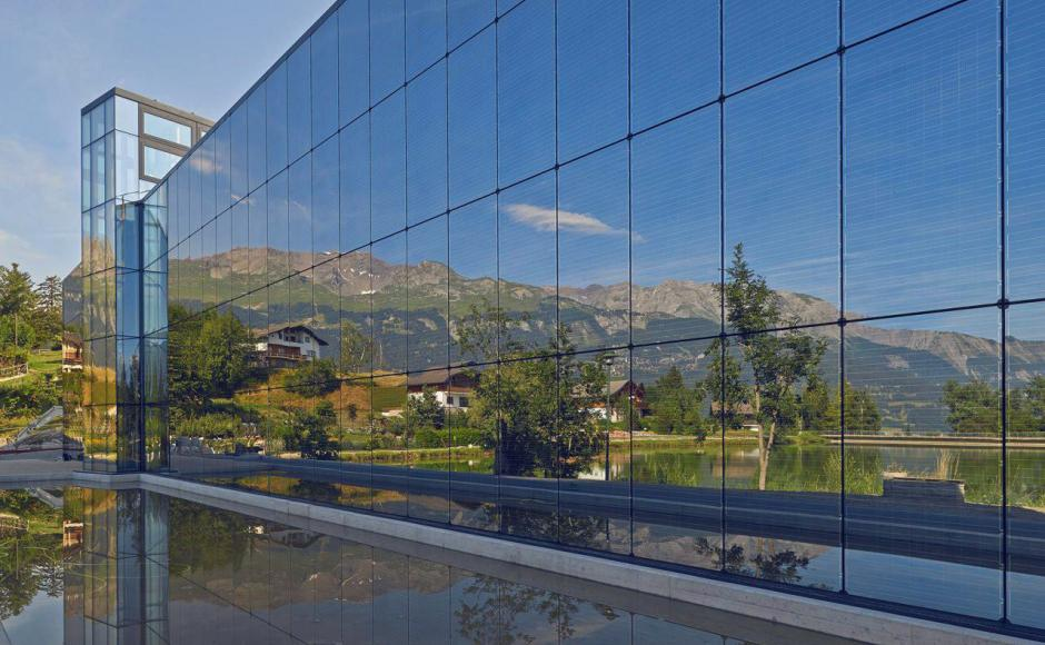 Fondation Pierre Arnaud in Lens, arts in Valais