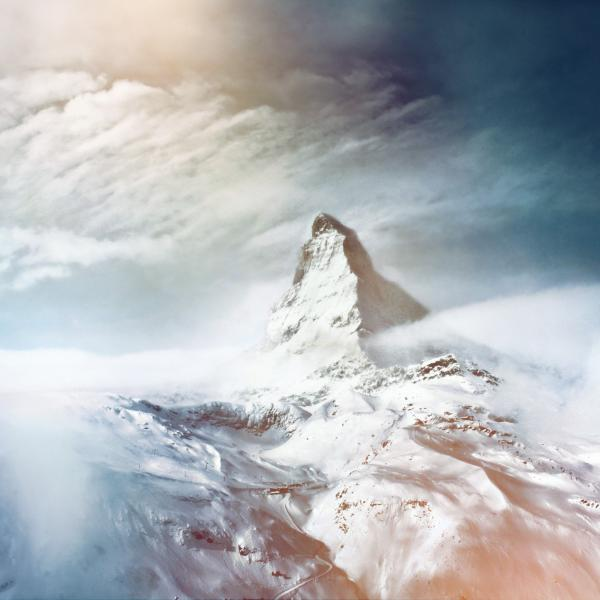 Matterhorn, Winter, Wallis