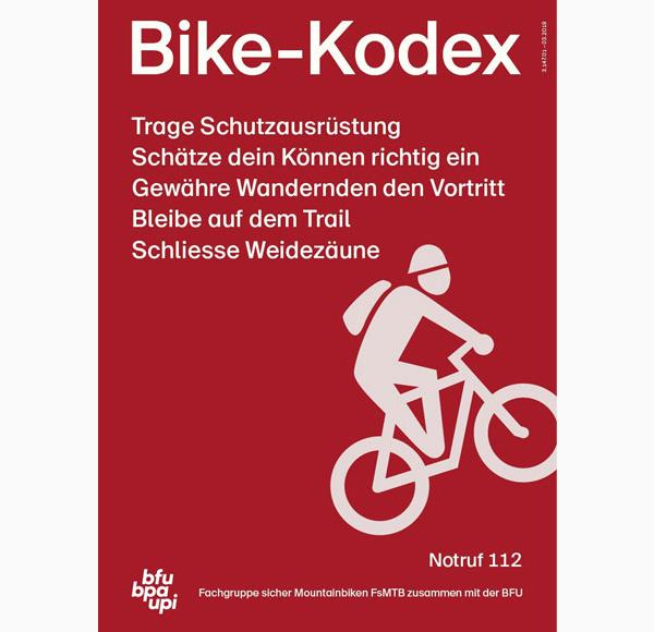 Bike Kodex, Wallis, Schweiz