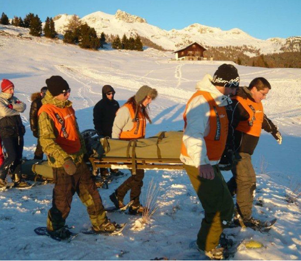 All year long Swiss Mountain Sports organizes stays and motivation trips for companies where team-building activities will be proposed, Valais