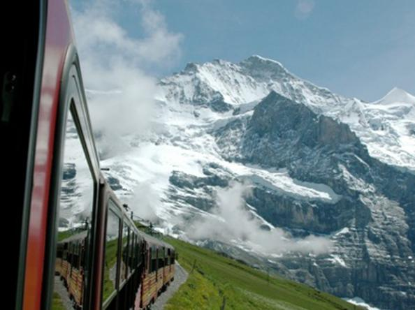 What A different Switzerland offers is a small series of trips through Switzerland; each has its own character or theme, and each has its own particular objective with a minimum impact on the environment, Valais