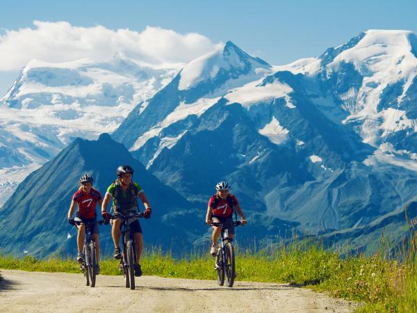 Valais Alpine Bike in Verbier, Moutainbike im Wallis