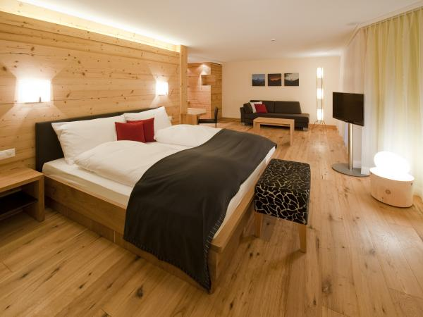 Juniorsuite Hotel Royal Art Furrer Riederalp, Vallese