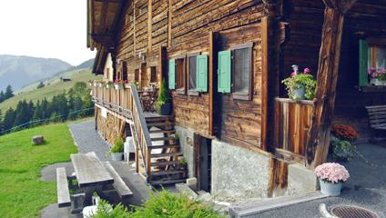 Chalet Chanso a Morgins, Valais, Switzerland
